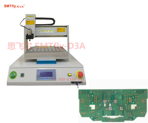 Desktop PCB Routing Machine for PCB Boards,SMTfly-D3A