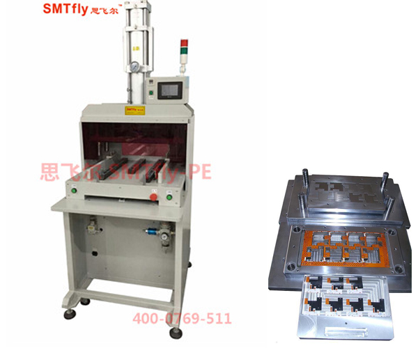 PCB Puncher Machine for Separating FPC Panels,SMTfly-PE