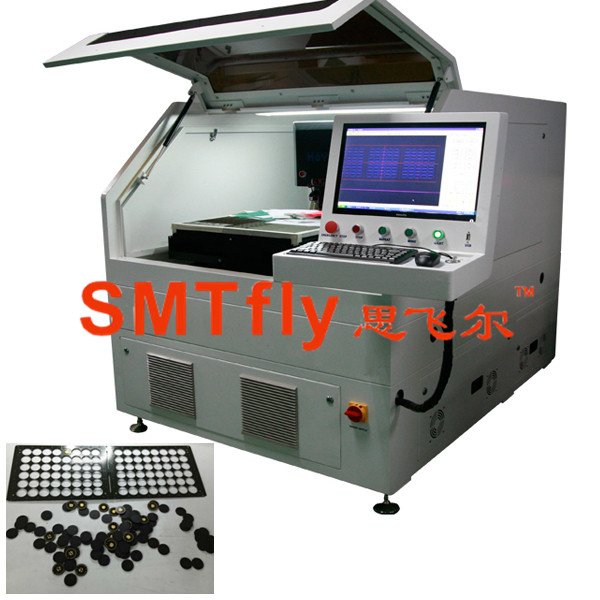 Laser PCB Cutter with 10W Laser Imported from USA,SMTfly-5S