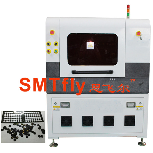 Laser PCB Depaneling Machine with 10W Germany Laser,SMTfly-6