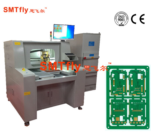PCB Separator Router Machine for LED Lighting